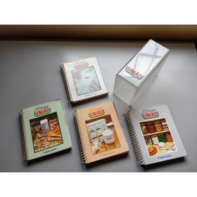Coleção De Livros De Receitas Do Açúcar União Completa + Box