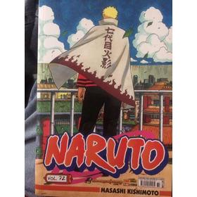 Coleção De Mangas Do Naruto