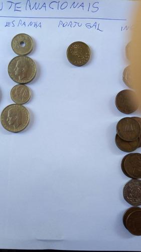 colecao de moedas antigas