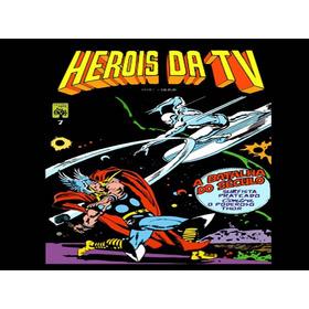 Coleção Digital: Heróis Da Tv (117 Revistas)