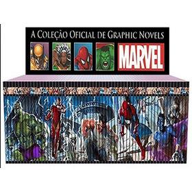 Coleção Digital Marvel Salvat: 60 Graphic Novels