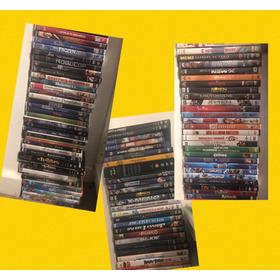 Coleção Dvds De Filmes E Desenhos