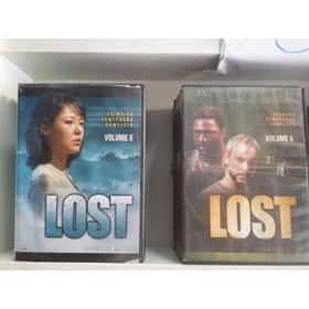 Coleção Em Dvd Original Da Serie Lost Completa