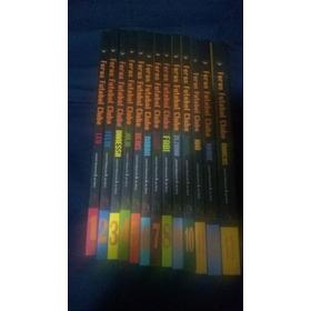 Coleção Feras Futebol Clube (vol. 1 Ao Vol. 13)