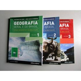 Coleção Geografia Geral E Do Brasil - Sene - Moreira