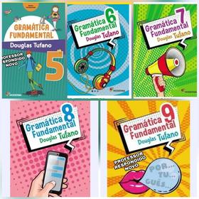 Coleção Gramática Fundamental Volumes 6 Ao 9 Professor+ 6°