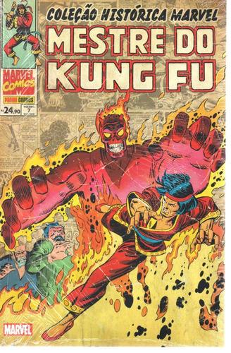 colecao historica mestre do kung fu 7 - bonellihq cx57 f19