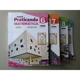 Coleção Praticando Matemática - Andrini - Vasconcelos