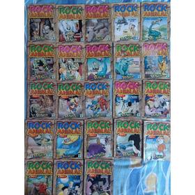 Colecão Revistas Rock Animal Recreio