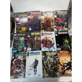 Coleção Spawn Abril Quadrinhos