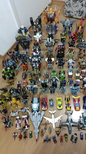 colecao transformers