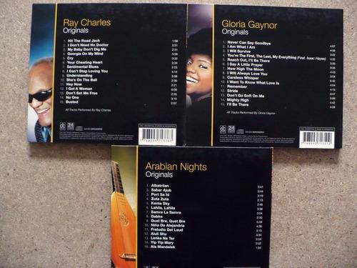 colecciòn cd:: originals