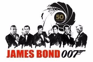 colección 007 james bond