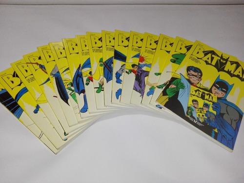 colección 16 cómics batman dc y clarin