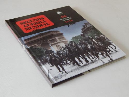 colección 2ª guerra mundial la nación dvd + libro nuevotomo3