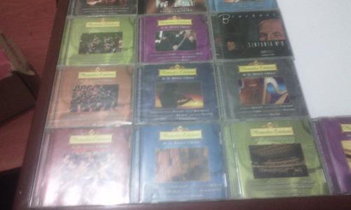colección 21 cd original momentos estelares música clásica