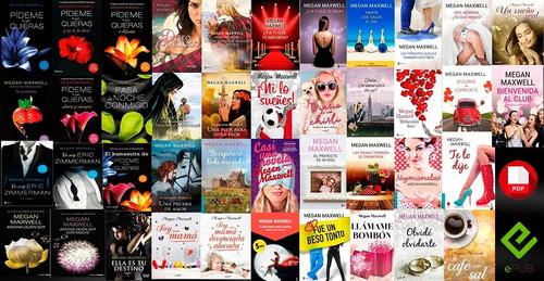 colección 44 libros de megan maxwell pdf epub