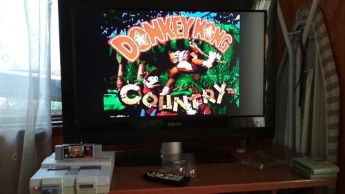 coleccion 8en1 donkey kong country dkc 1 2 3 super nintendo