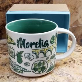 187422d76fd Taza Starbucks Morelia - Mug   Cup Been There Series