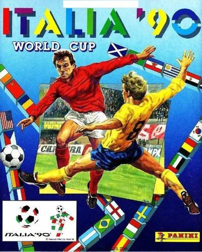 colección álbum panini mundiales de fútbol 1970-2014 - pdf