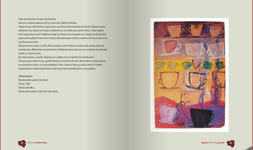 colección amílcar y los artistas - guillermo kuitca