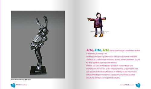 colección amílcar y los artistas - marta minujín