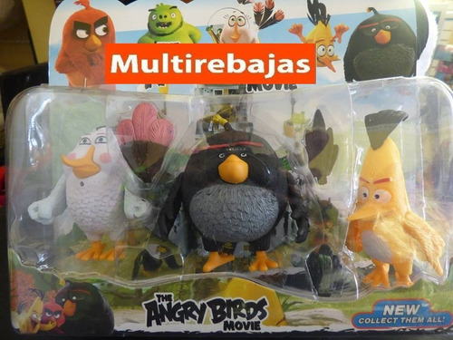 coleccion  angry birds