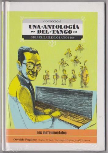colección antología del tango libro + cd nuevos ¡oferta! nº2