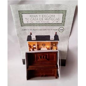 Coleccion Arma Tu Casa De Muñecas Victoriana Salvat Nº 120