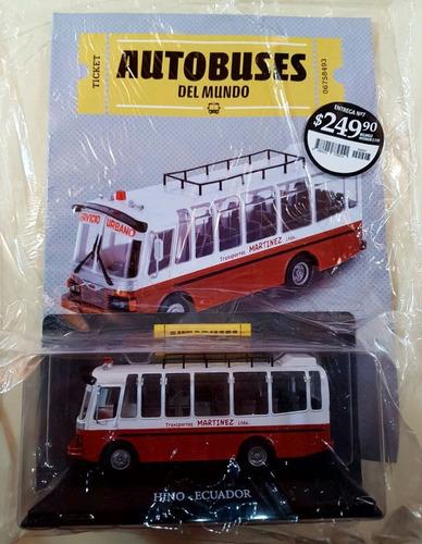 colección autobuses del mundo la nación