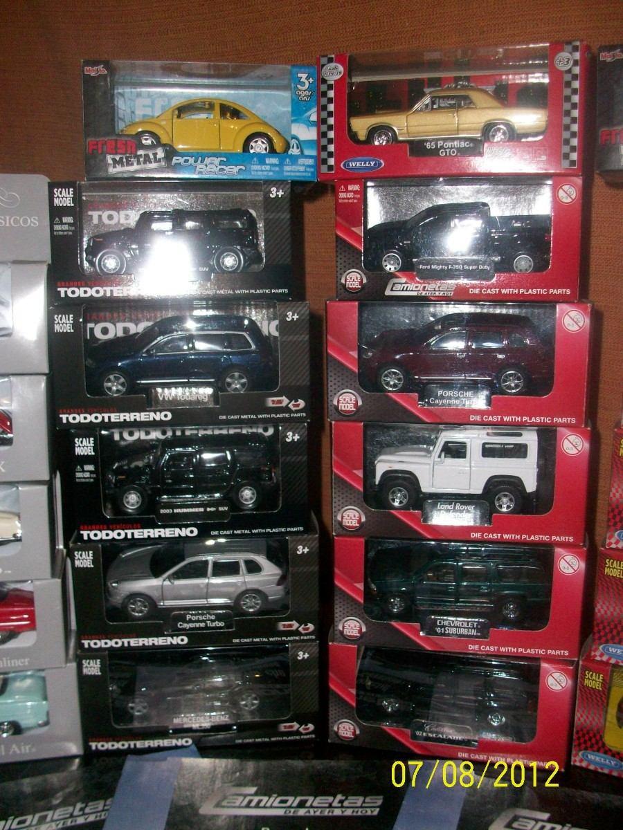 coleccion automoviles clasicos camionetas  todo terreno  en mercado libre