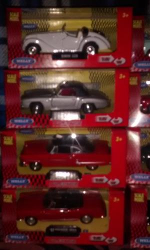 coleccion autos clasicos de el comercio