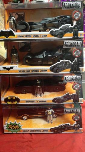 colección autos de batman - metal die cast