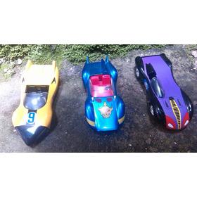 Colección Autos De Meteoro