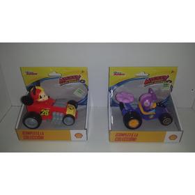 Coleccion Autos De Shell Personajes De Disney Precio X C/u