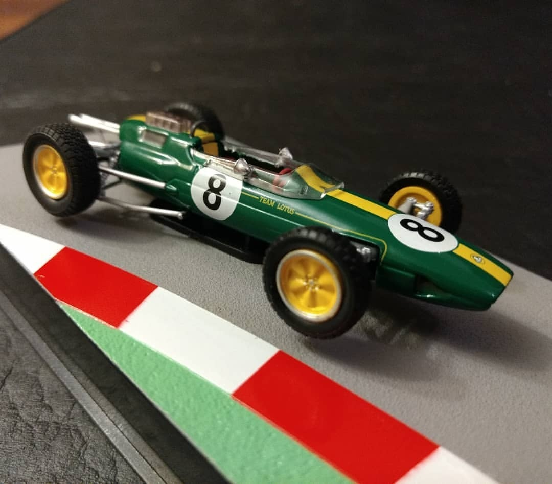 9470660748c7 coleccion autos f1 lotus 25 jim clark escala 1 43 salvat. Cargando zoom.