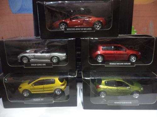 colección autos metálicos escala 1:32