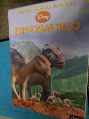 colección aventuras de pelicula , dinosaurio  15  disney