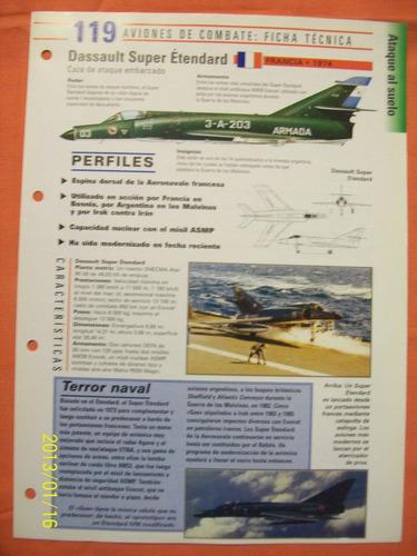 coleccion aviones de combate + vhs de la colección