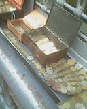 coleccion billetes monedas