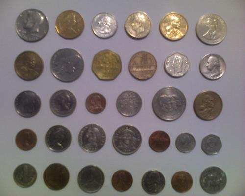 colección billetes, monedas