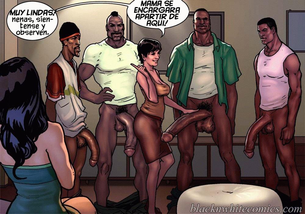Gay porn in cartoon-9779