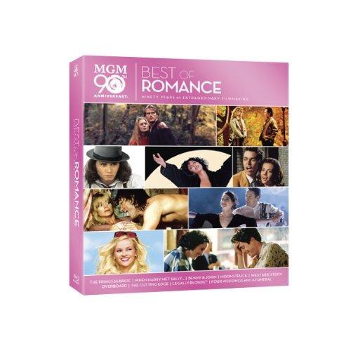 colección blu-ray lo mejor del romance de mgm importada