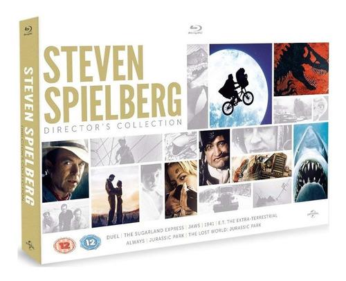 colección bluray steven spielberg directors collection