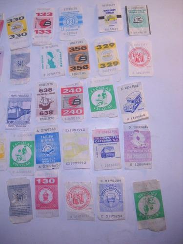 coleccion boletos micro chile (45)