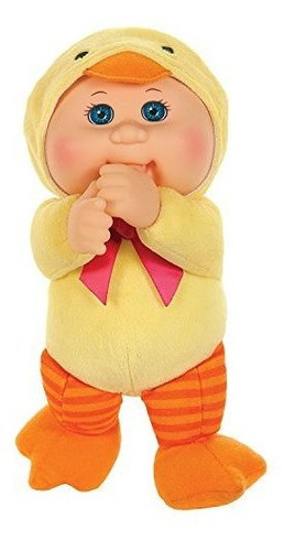 coleccion cabbage patch kids cuties, daphne the ducky baby d
