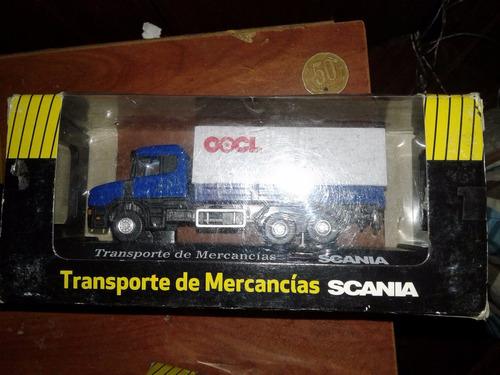 coleccion camiones de servicio, escala 1:72