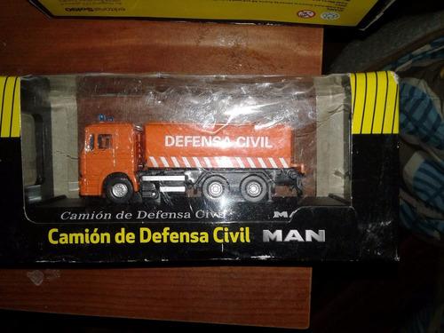 coleccion camiones escala