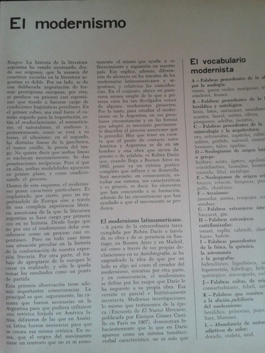 colección capítulo historia el modernismo leopoldo lugones