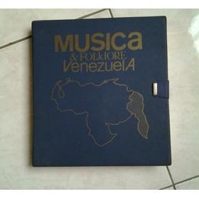 Colección Casetes Folklore Venezolano